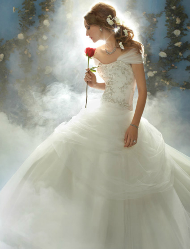 Belle by Alfred Angelo  | Confetti.co.uk