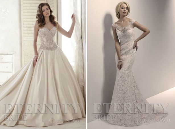Eternity Bridal with Christina Wu Autumn/Winter 2015 Collection | Confetti.co.uk