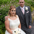 Laura and Daniel's Big Day worth £40,000 from Confetti.co.uk's Win Your Wedding competition