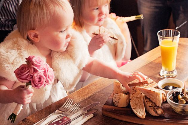 Let the children learn through experience at your wedding | Confetti.co.uk