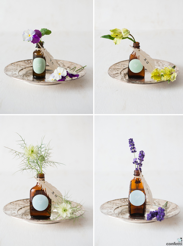 Bohemian Bottles - 4 Styles | Confetti.co.uk