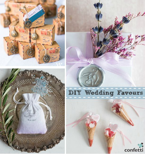 3 diys to do with your bridesmaids confetti diy favours confetti junglespirit Images