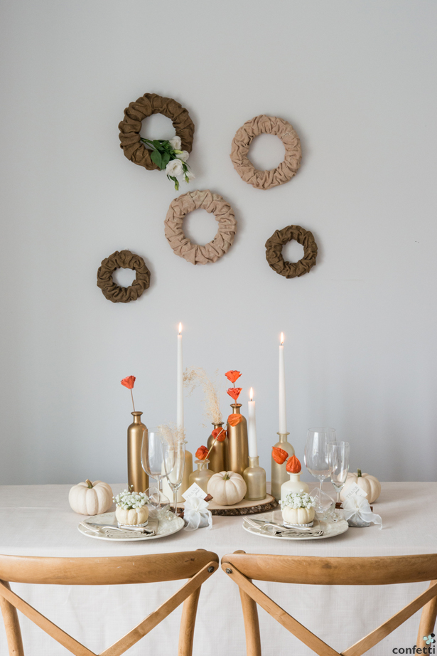 Autumn Decor | Confetti.co.uk