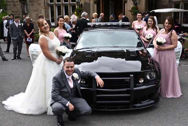 Win Your Wedding Winners with their Transformers Car Hire Vehicle | Confetti.co.uk