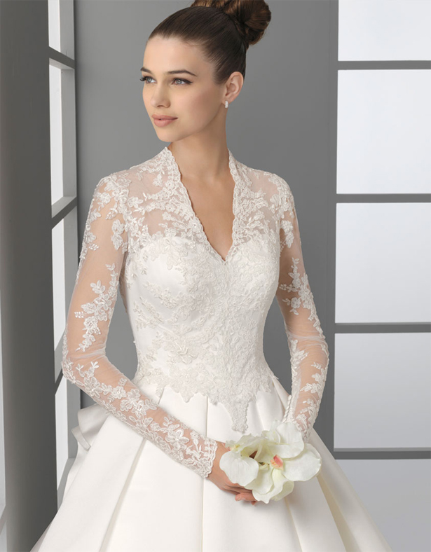 Wedding Dresses For Autumn and Winter , Confetti