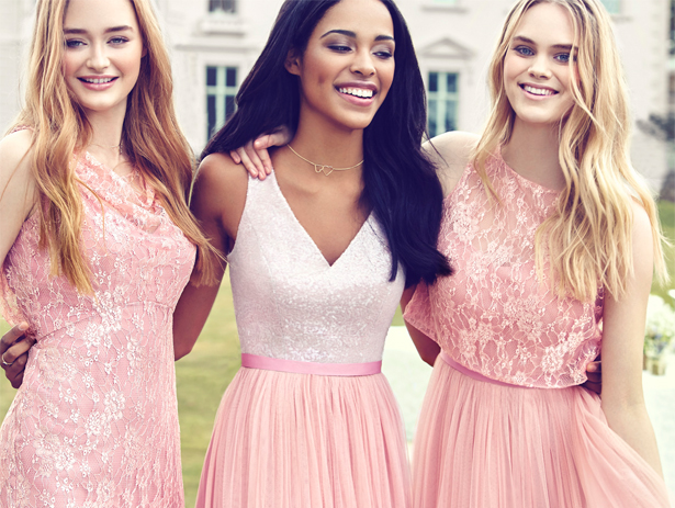 Stress Free Bridesmaid Dress Shopping |Confetti.co.uk