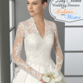 Long Sleeved Wedding Dresses For Autumn and Winter | Confetti.co.uk