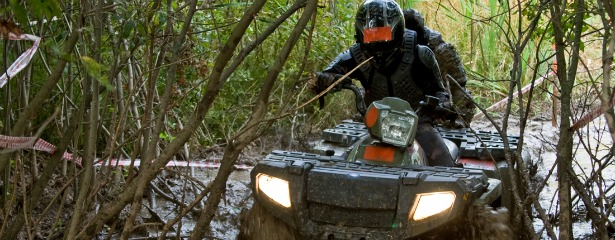 Quadbiking stag do at Vale Resort Wales | Confetti.co.uk