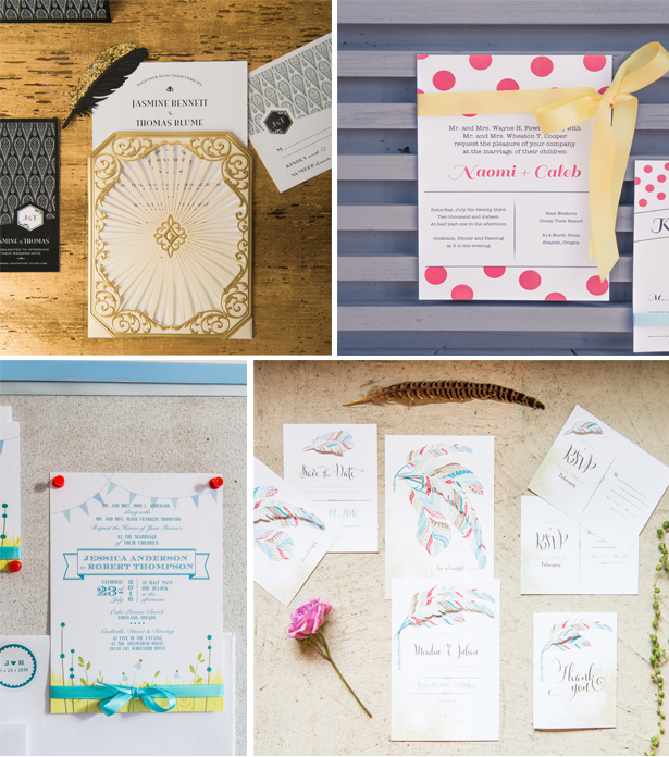 8 things to include in your wedding invitations confetti wedding invitations confetti stopboris Choice Image