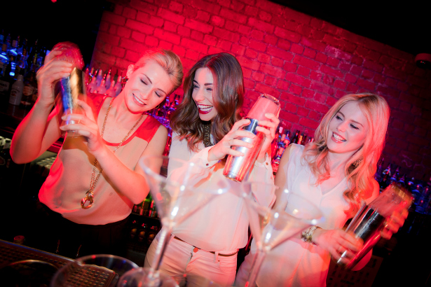 Cocktail Mixing Hen Party from Confetti.co.uk