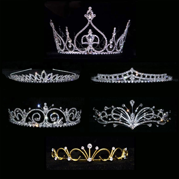 Wedding Crowns and Tiaras | Confetti.co.uk