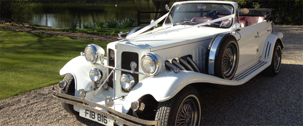 Classic Wedding Cars | Confetti.co.uk