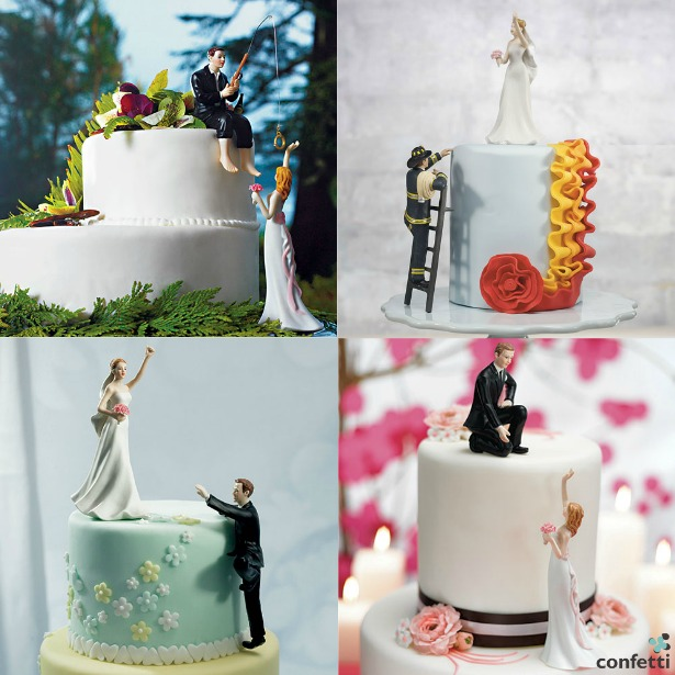 Cake Toppers For Staircase Cakes | Confetti.co.uk