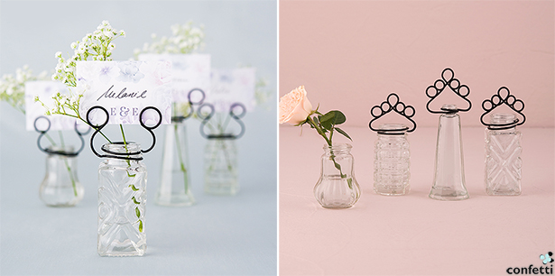 Classic Wedding Place Card Holders | Confetti.co.uk