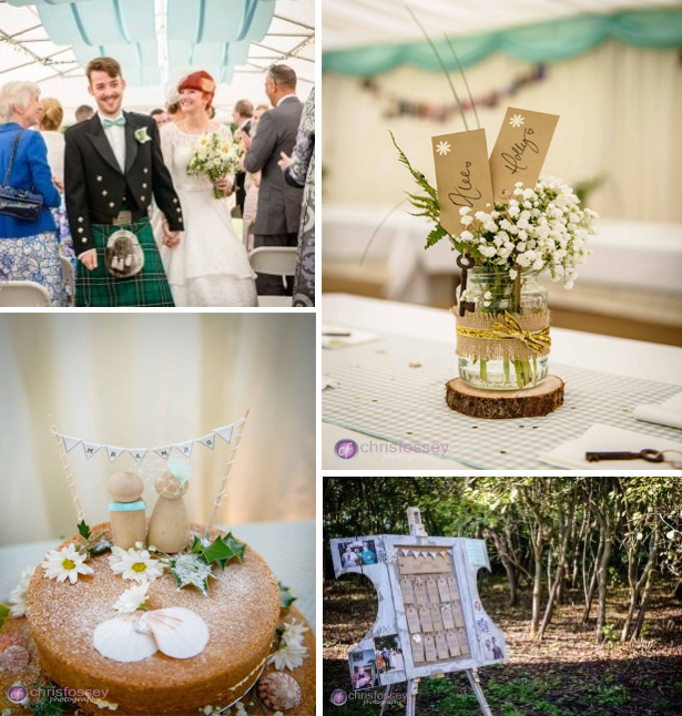 Holly and Alec's Real Wedding | Confetti.co.uk