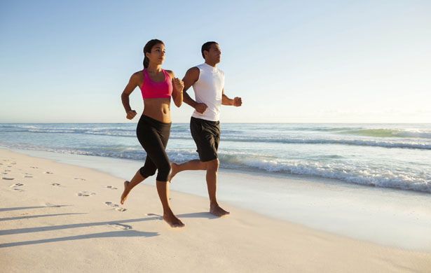 Keep fit on your honeymoon with a gentle job along Jamaica's crystalline coast | Confetti.co.uk