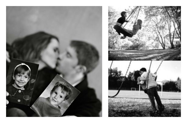 Old photos of childhood sweethearts on Pinterest  | Confetti.co.uk