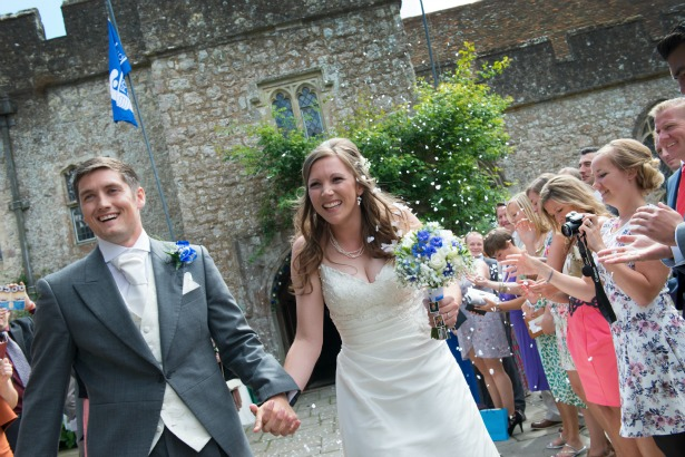 Stuart and Laura's Real Wedding | Confetti.co.uk
