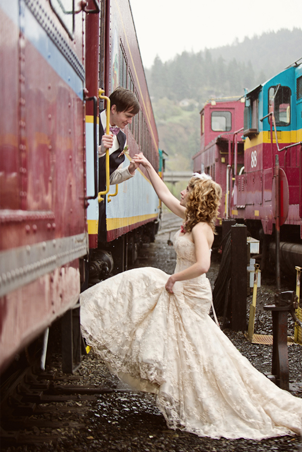 Wedding Train | Confetti.co.uk