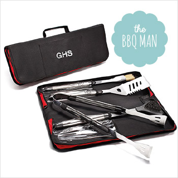 Gifts for the Barbeque Man