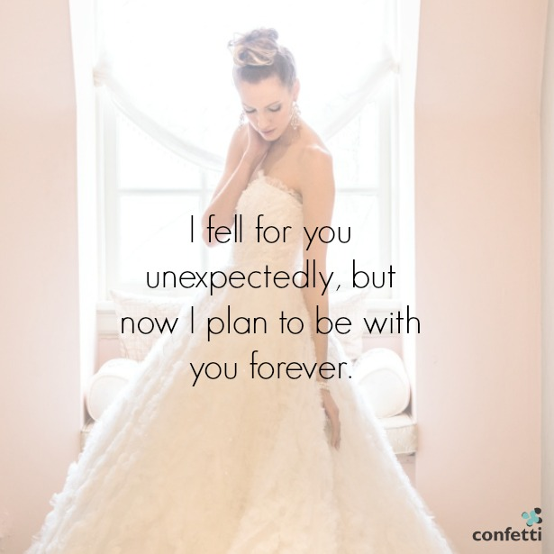 Popular Love Quotes | Confetti.co.uk