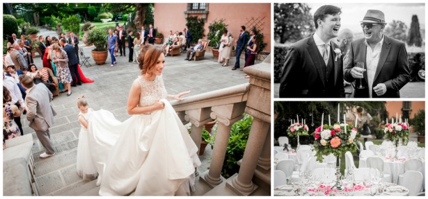 Fernanda and Toby's real wedding | Confetti.co.uk