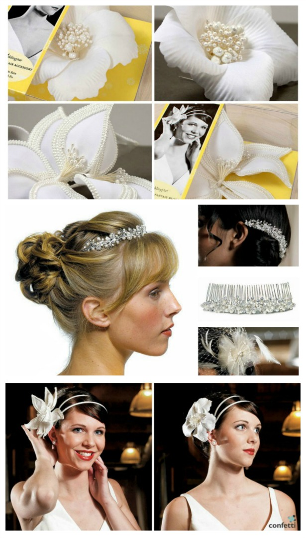 Hair accessories by Confetti | Confetti.co.uk