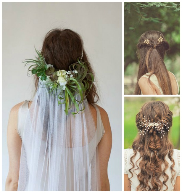 Hair images courtesy of Pinterest | Confetti.co.uk