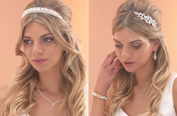 Bridal Headbands | Confetti.co.uk