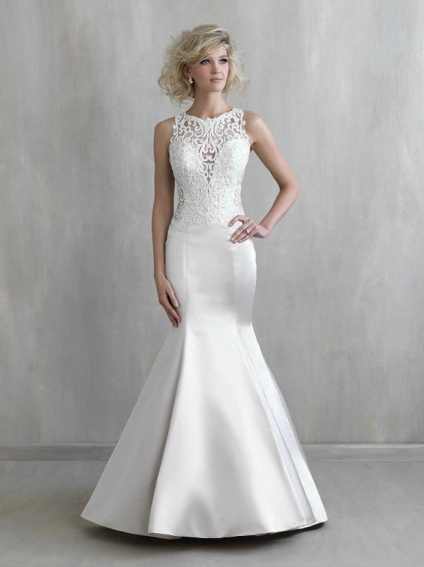 Fishtail Wedding Dress Derby : Wedding dress silhouette glossary confetti