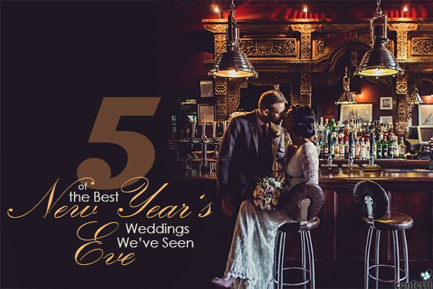 The Best New Years Eve Weddings We've Seen | Confetti.co.uk