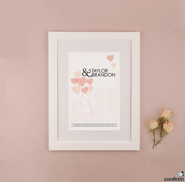 Wedding Certificate | Confetti.co.uk