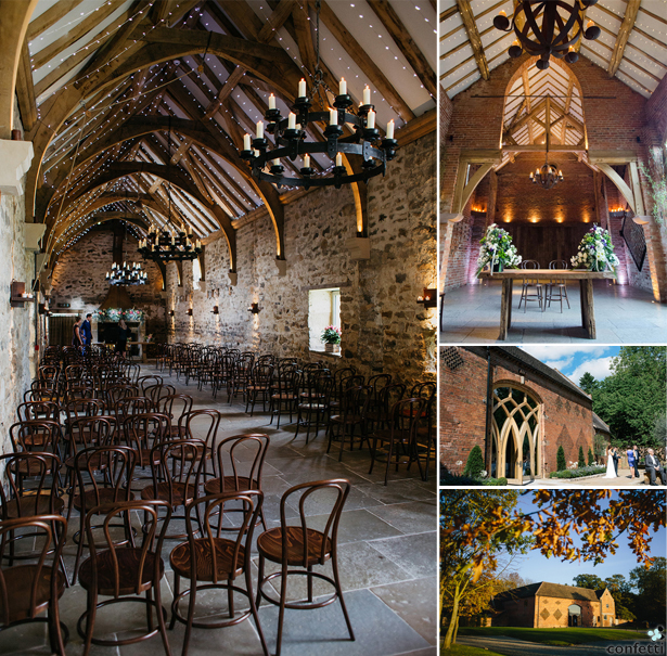 Barn Weddings | Confetti.co.uk