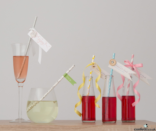 DIY Straws | Confetti.co.uk