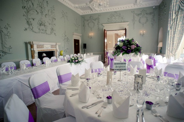 Wivenhoe House Hotel Essex | Confetti.co.uk