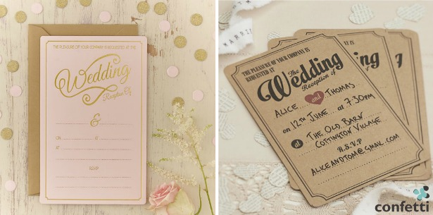 When to Send Your Wedding Stationary
