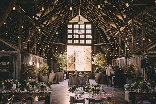 How To Style A Barn Wedding Confetti Co Uk