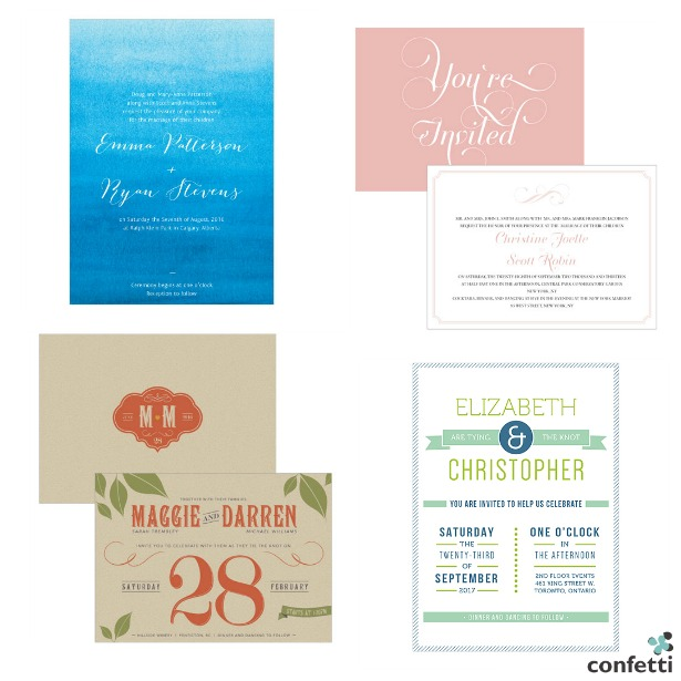 When Should Save The Dates Be Sent: When To Send Your Save The Date & Wedding Invitations