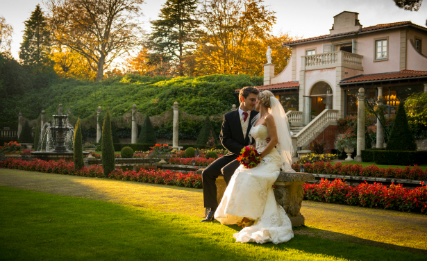 Have an Italian-inspired wedding at the Italian Villa | Confetti.co.uk