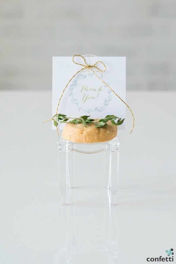 Rustic Mini Phantom Chair Favours | Confetti.co.uk