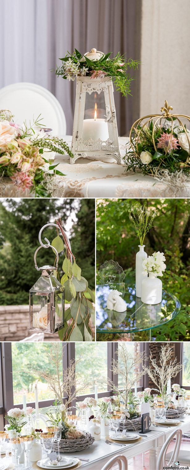 Spring Wedding Decor | Confetti.co.uk