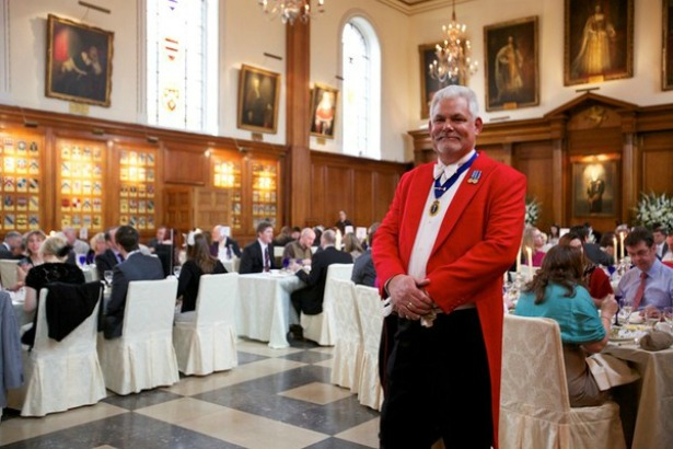Toastmaster Stephen Eggleton | Confetti.co.uk