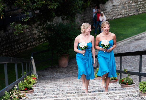 Turquoise Bridesmaid Dresses | Confetti.co.uk