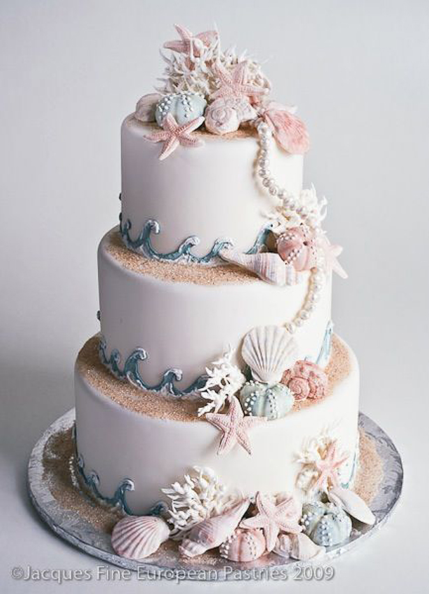 Wedding Cake Ideas For Summer Wedding : Spring and Summer Wedding Cake Inspiration - Confetti.co.uk