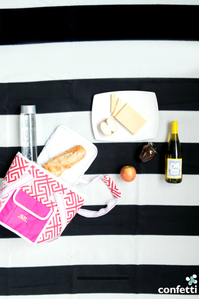 Barbecue Ready Picnic Mat from Confetti.co.uk