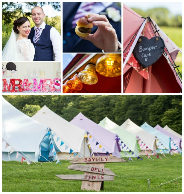Vicki and Ben's Fairground wedding | Confetti.co.uk