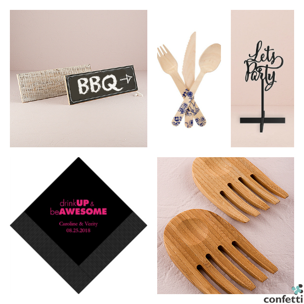 Keep the Barbecue Traffic Flowing with Logical Layout   Confetti.co.uk