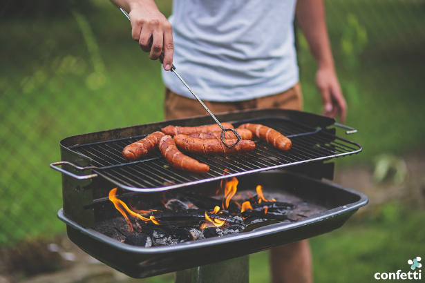 7 Things You Need to Throw a Last Minute Barbecue | Confetti.co.uk