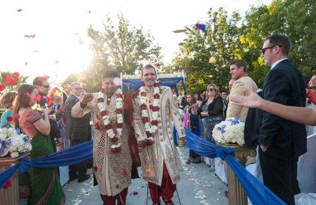 Neil & Elias' Traditional Indian Wedding | Confetti.co.uk