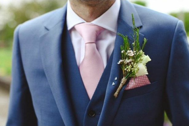 The Groom Who Wore Pink
